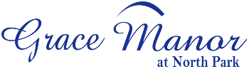 Grace Manor at North Park Logo